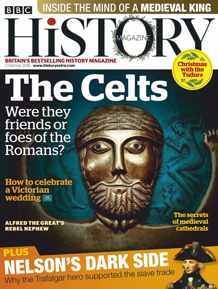 BBC History Cover - 12/25/2018
