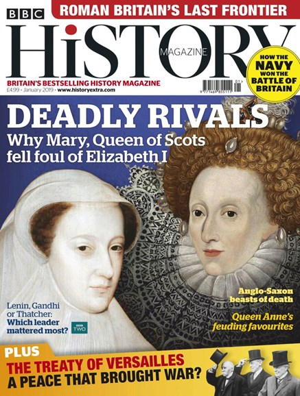 BBC History Cover - 1/1/2019