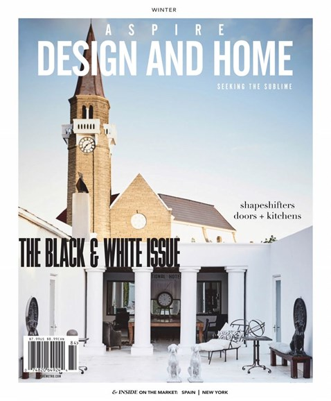 Aspire Design and Home Cover - 12/1/2018