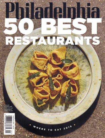 Philadelphia Magazine Cover - 1/1/2019