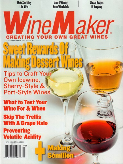 Winemaker Cover - 2/1/2019