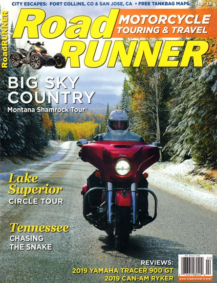 Road RUNNER Motorcycle & Touring Cover - 2/1/2019