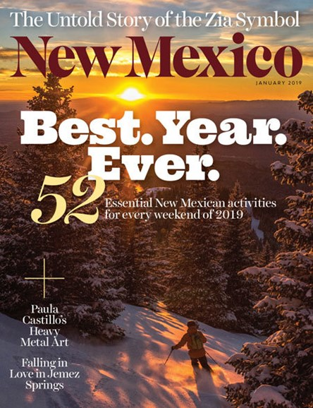 New Mexico Cover - 1/1/2019