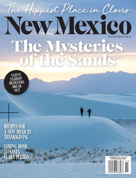 New Mexico Cover - 11/1/2018