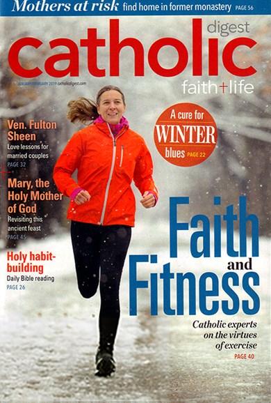 Catholic Digest Cover - 1/1/2019