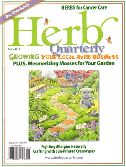 Herb Quarterly Cover - 3/1/2019