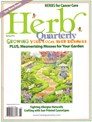 Herb Quarterly Magazine | 3/2019 Cover