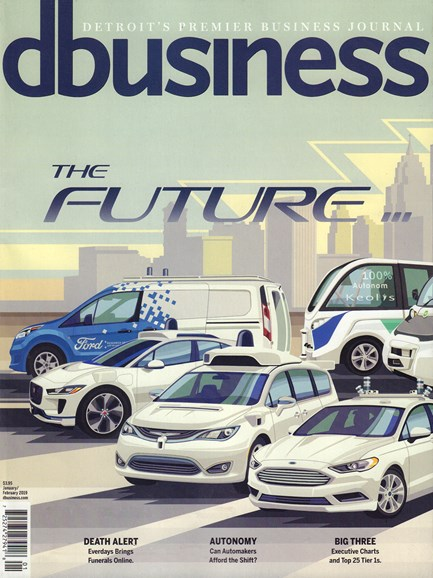 DBusiness Cover - 1/1/2019
