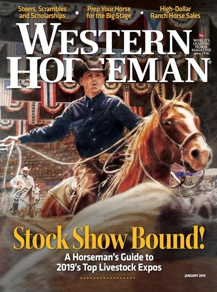 Western Horseman Cover - 1/1/2019