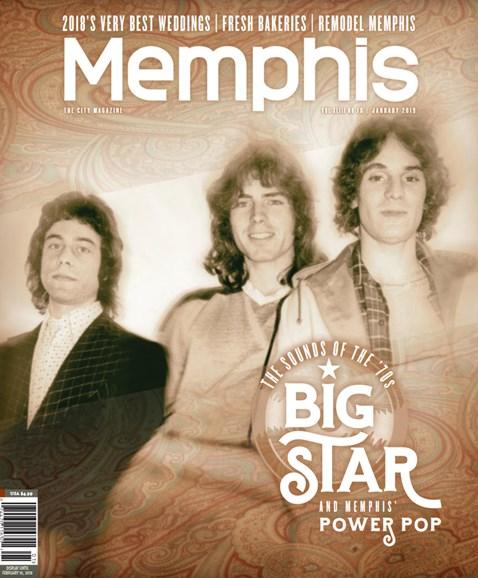 Memphis Cover - 1/1/2019