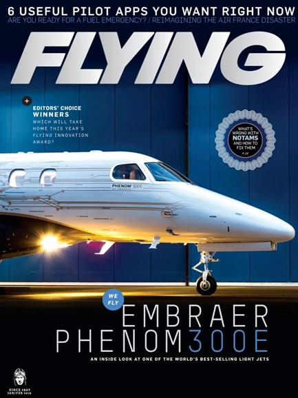 Flying Cover - 1/1/2019