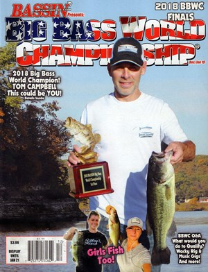 Bassin Magazine | 12/2018 Cover
