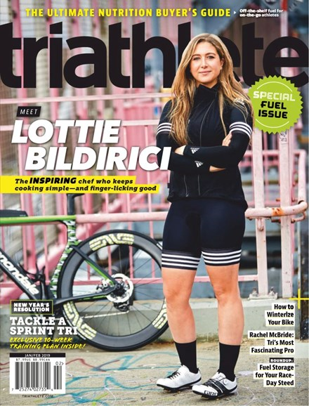 Triathlete Cover - 1/1/2019