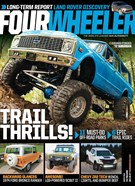 Four Wheeler Magazine 3/1/2019