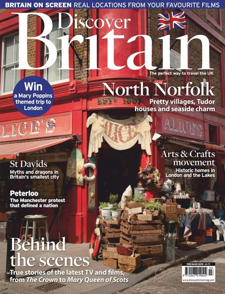 Discover Britain Cover - 2/1/2019