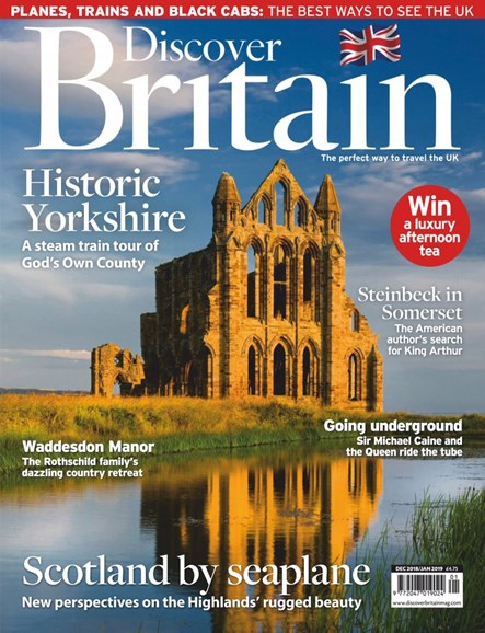 Discover Britain Cover - 12/1/2018
