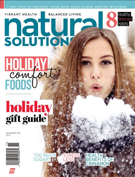 Natural Solutions Cover - 12/1/2018
