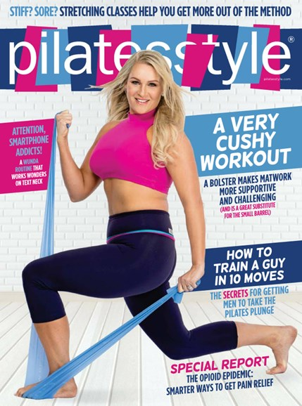 Pilates Style Cover - 1/1/2019