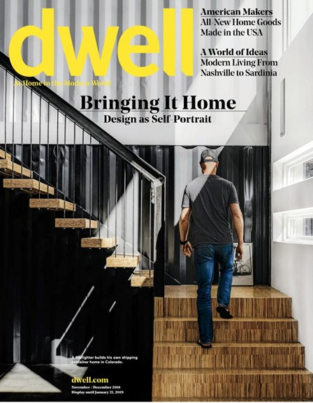 Dwell Cover - 11/1/2018