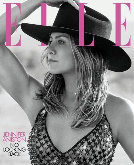 ELLE Cover - 1/1/2019