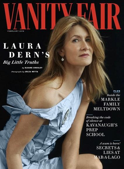 Vanity Fair Cover - 2/1/2019
