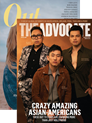 Out Advocate Magazine | 2/2019 Cover