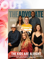 Out Advocate Magazine | 10/2018 Cover