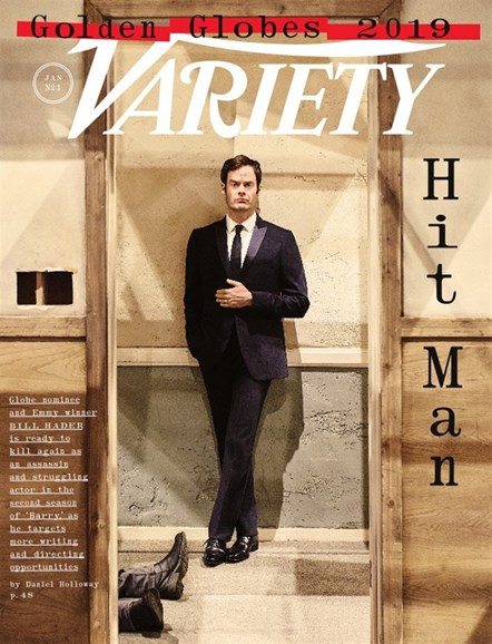Variety Cover - 1/2/2019