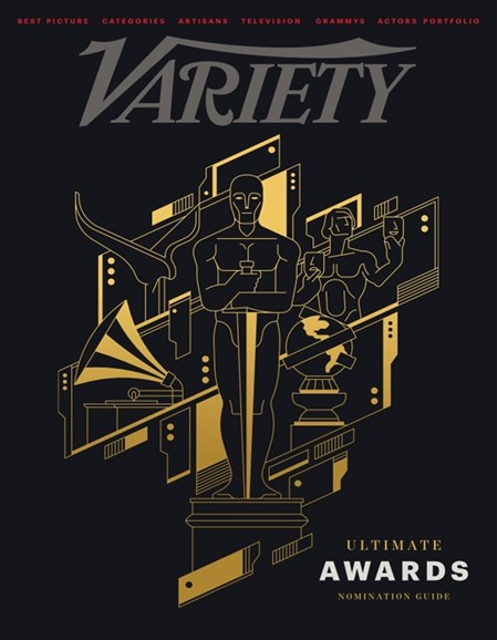 Variety Cover - 12/17/2018