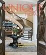 Unique Homes Magazine   11/2018 Cover
