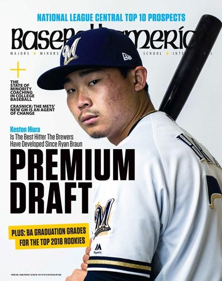 Baseball America Cover - 12/28/2018
