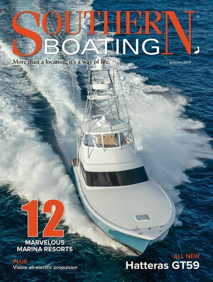 Southern Boating Cover - 1/1/2019