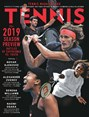 Tennis Magazine | 1/2019 Cover