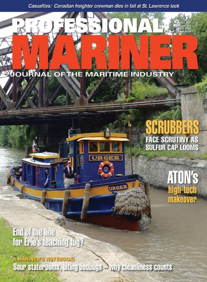 Professional Mariner Cover - 2/1/2019
