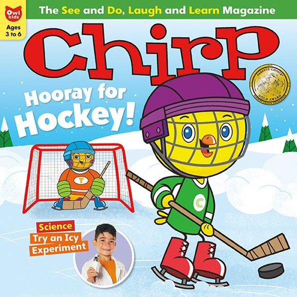 Chirp Cover - 1/1/2019