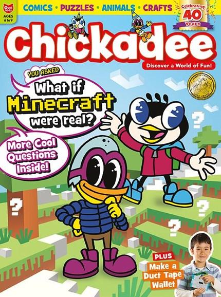 chickaDEE Cover - 1/1/2019