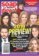 Soap Opera Digest Magazine 1/7/2019