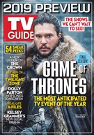 TV Guide Magazine 1/7/2019