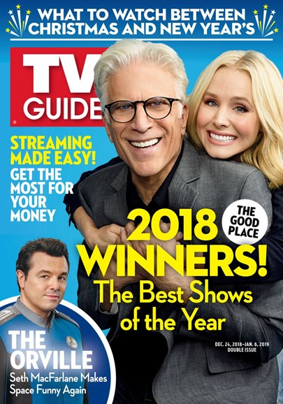 TV Guide Cover - 12/24/2018