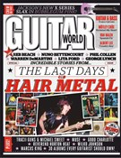 Guitar World (non-disc) Magazine 2/1/2019