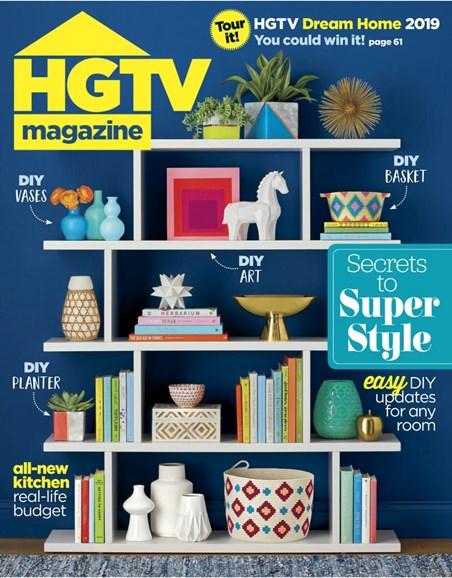HGTV Cover - 1/1/2019