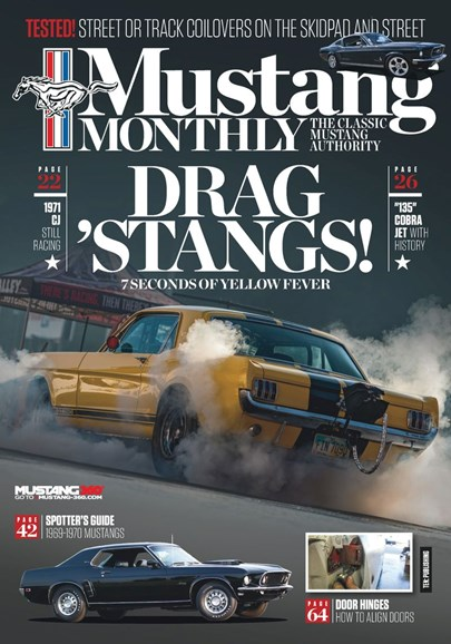 Mustang Monthly Cover - 2/1/2019
