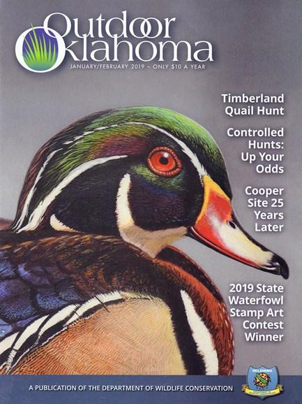 Outdoor Oklahoma Cover - 1/1/2019