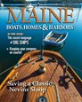 Maine Boats, Homes & Harbors Magazine | 1/2019 Cover