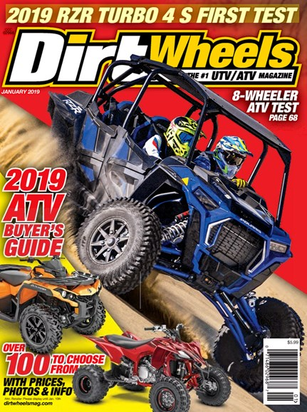 Dirt Wheels Cover - 1/1/2019