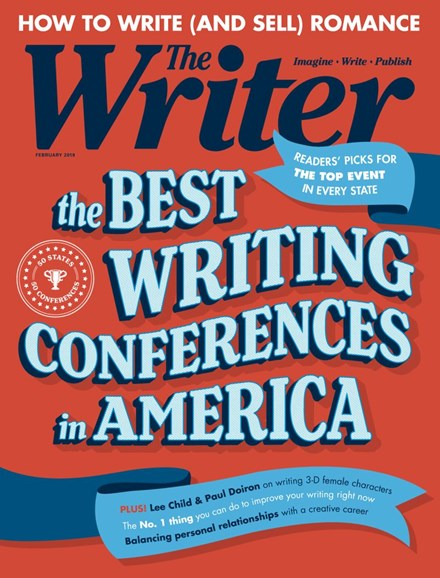 The Writer Cover - 2/1/2019