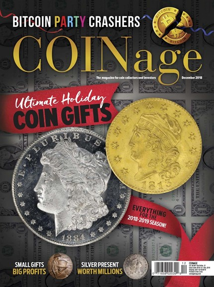 Coinage Cover - 12/1/2018