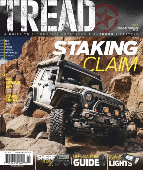 Tread Cover - 1/1/2019