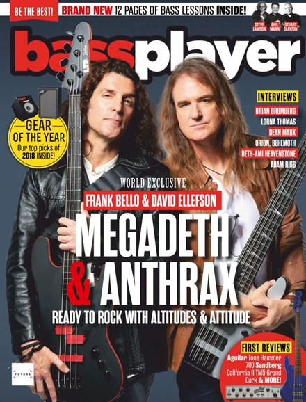 Bass Player Cover - 1/1/2019