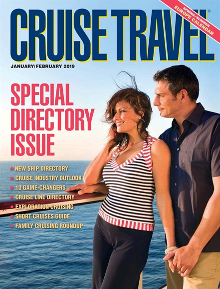 Cruise Travel Cover - 1/1/2019